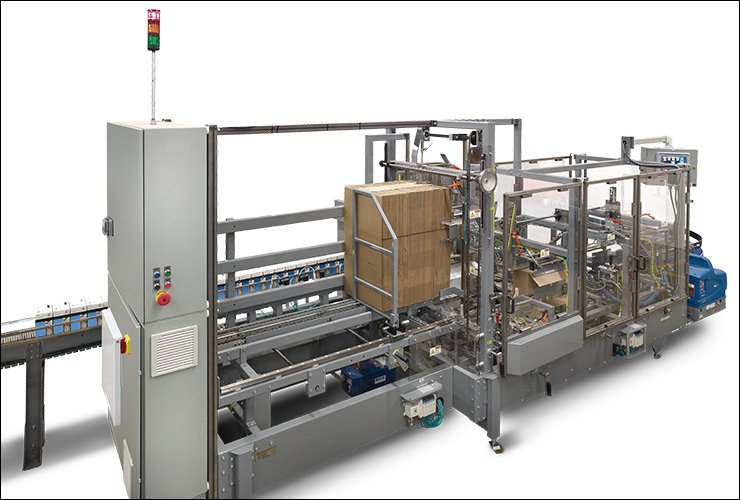 schneider horizontal case packer